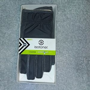 Isotoner Active Smartouch Gloves